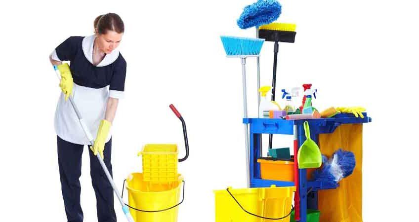 Mengenal Berbagai Peralatan Yang Digunakan Oleh Petugas Cleaning Service Pt Mcs